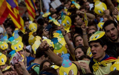 Уроки Каталонії.
