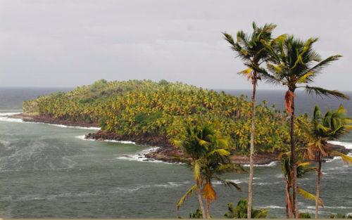 Французька Гвіана. Острів Диявола