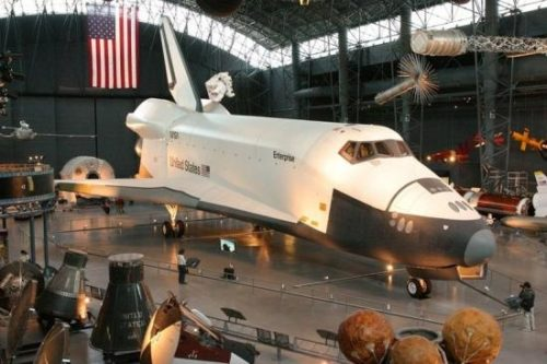 Національний музей авіації і космонавтики США