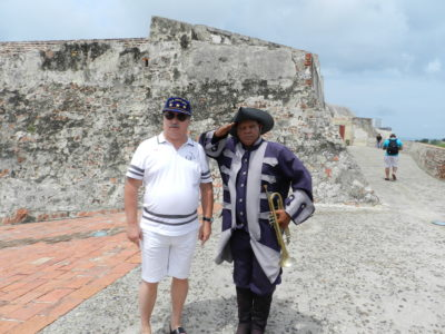 Фортеця Сан – Феліпе. Картахена (Колумбія).