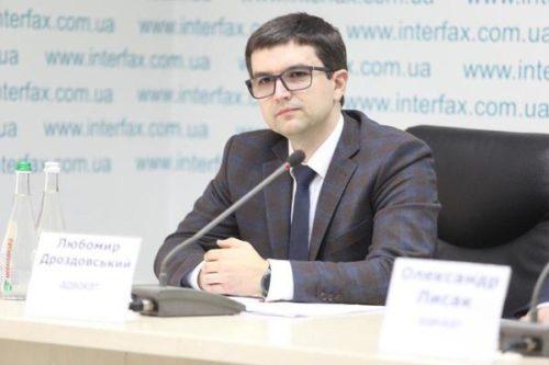 Для поновлення Насірова на посаді виконані всі законні дії — адвокат Любомир Дроздовський
