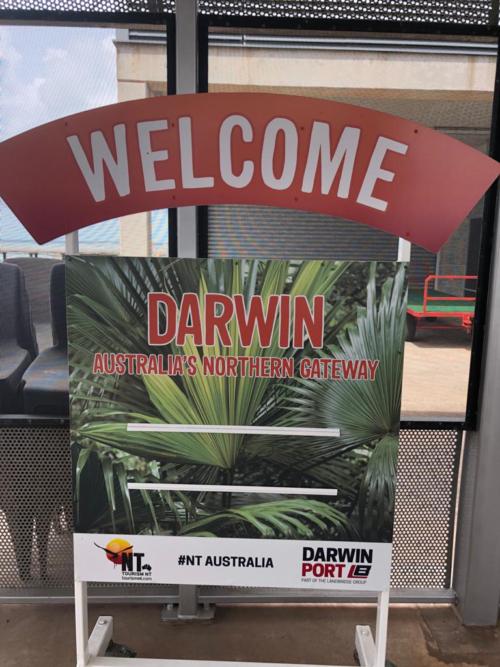 Дарвін –  ворота Австраліі
