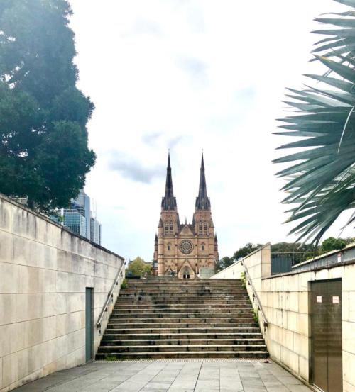 Церкви Сіднея