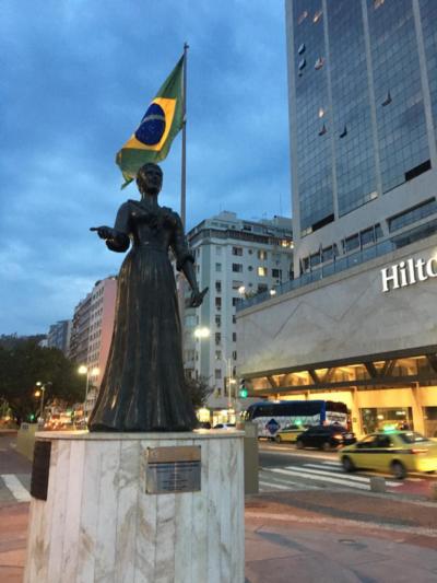 Ріо де Жанейро. Кабакабана.