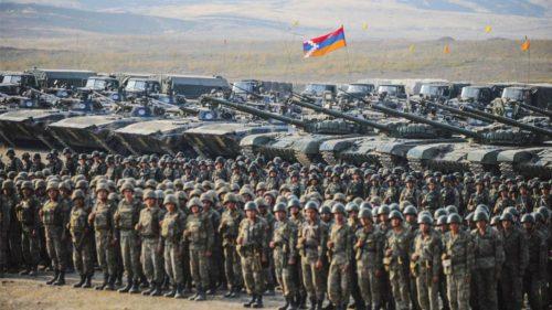 Путін і Нагірний Карабах.