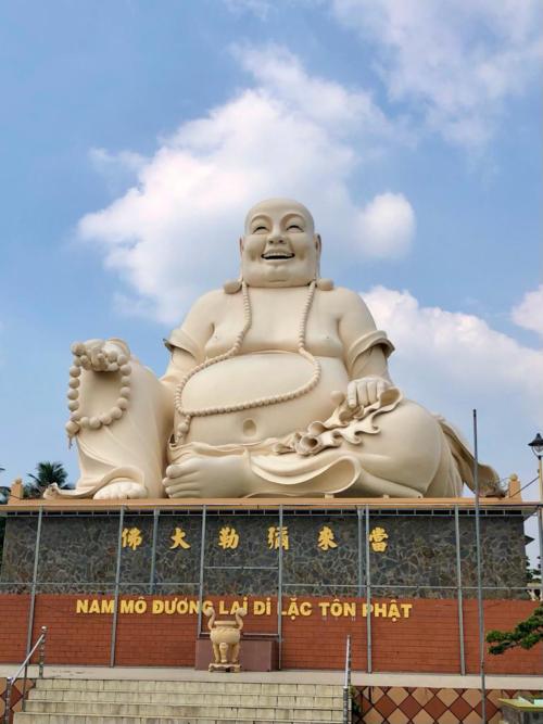 Шлях до Господа. В'єтнам, буддійські пагоди.