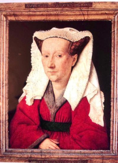 Портрет Маргарет.
