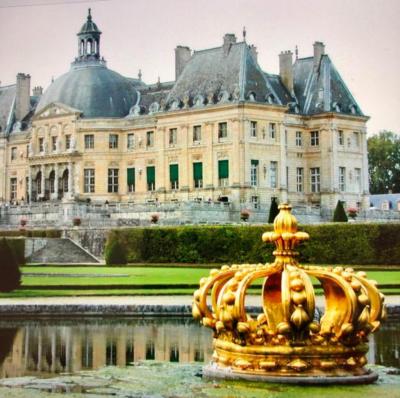 Франція. Замок Ніколя Фуке – тріумф і трагедія.