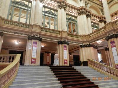 "Буенос-Айрес. Театр ""Колон""."